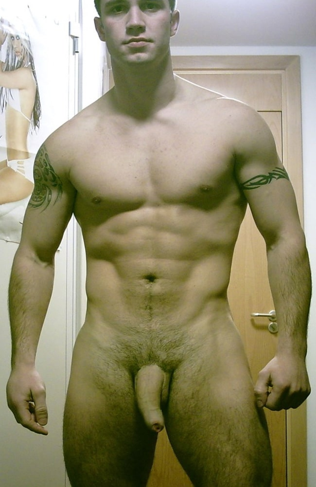 Boy With Uncut Cock