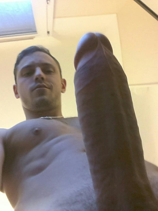 Huge Dick Close Up