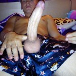 Nice Boy Shows His Dick Fully Up Close